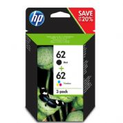 HP 62 Ink Cartridge - Multipack